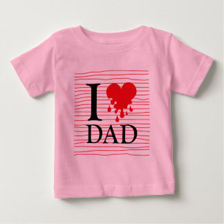 I love you t baby T-Shirt