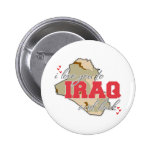 I Love You To Iraq And Back! Buttons