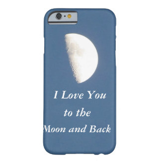 I Love You to the Moon and Back Cell Case