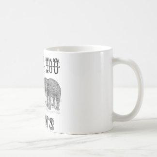 I Love You Tons Coffee Mug