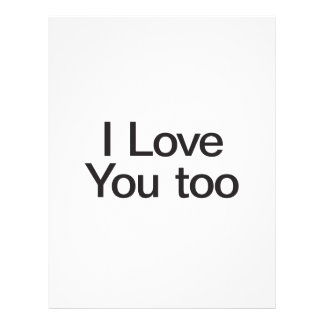 i love you too.ai full color flyer