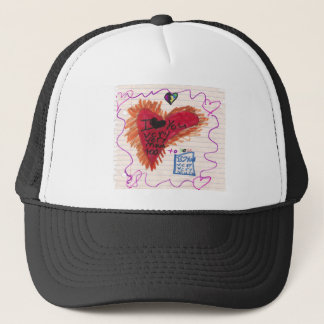 I Love You Too primary Trucker Hat