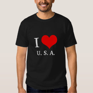 I Love... YOU TYPE IN THE REST!! Shirt