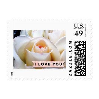 """I Love You"" US Postage Stamp"