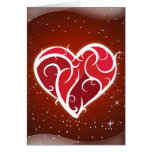 I love you Valenines Day Card Greeting Card