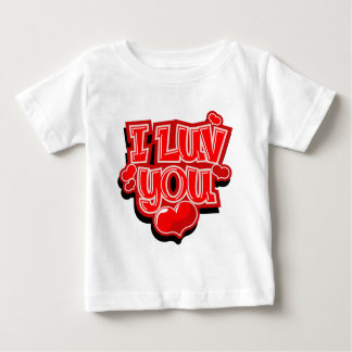 I Love You Valentine's Day Gift T-shirt