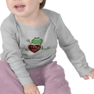I Love You Valentine's Day Gift T-shirts