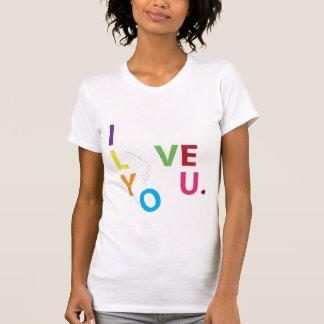 I Love You w/o Name Shirt