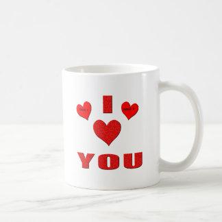I Love You With All My Heart Coffee Mug