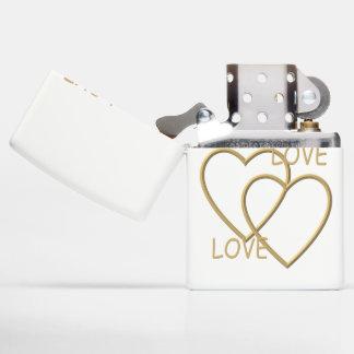I Love you Zippo Lighter
