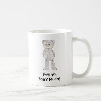 I love youBeary Much Mug