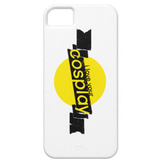 I Love Your Cosplay iPhone 5 Cases