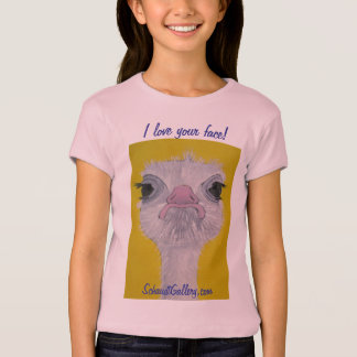 I love your face! T-Shirt