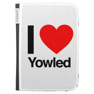 i love yowled case for kindle