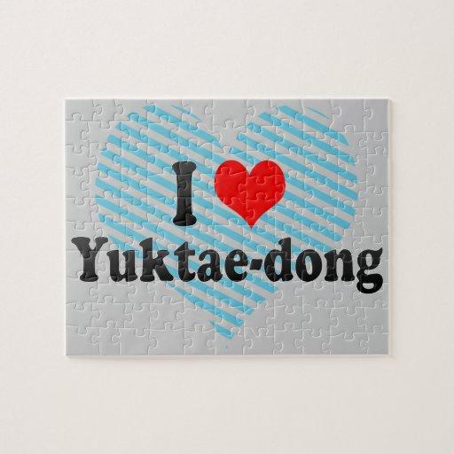 I Love Yuktae-dong, Korea Puzzle