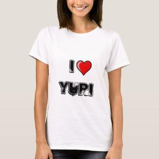 I Love Yuri T-Shirt