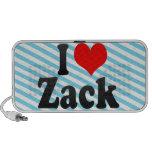 I love Zack Portable Speakers