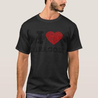 I love Zaragoza T-Shirt