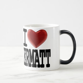 I Love ZERMATT Magic Mug