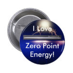 I Love Zero Point Energy Products Buttons