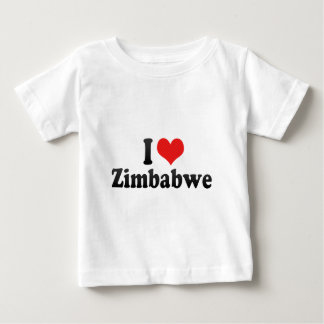 I Love Zimbabwe Tshirt