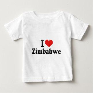 I Love Zimbabwe Tees
