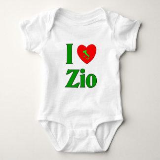 I Love Zio T-shirts