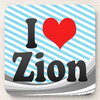 I Love Zion, United States Coaster