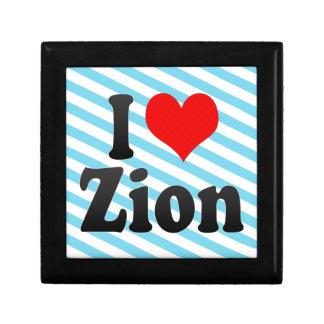 I Love Zion, United States Gift Box