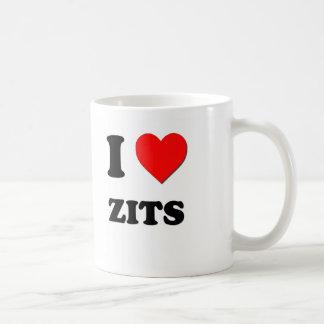 I love Zits Coffee Mugs