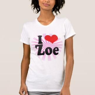I Love Zoe Tshirt