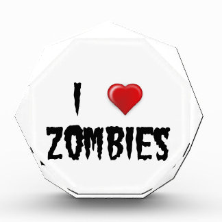 I Love Zombies Award