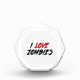 I Love Zombies Awards
