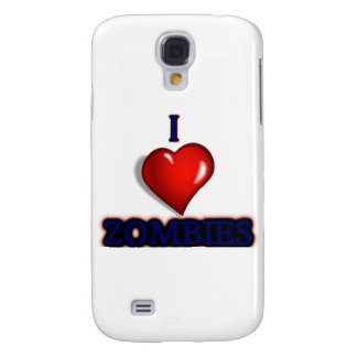 I love zombies galaxy s4 cover