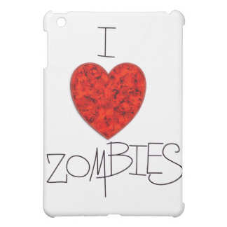 I Love Zombies! Cover For The iPad Mini