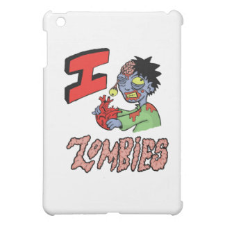 I LOVE ZOMBIES finished 3 Cover For The iPad Mini