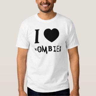 I love zombies shirt! T-Shirt