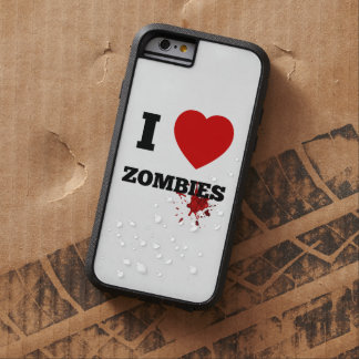 I love zombies tough xtreme iPhone 6 case