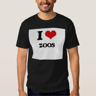 I love Zoos Shirt