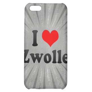 I Love Zwolle, Netherlands Cover For iPhone 5C