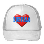 I LoveBuffalo Mesh Hat