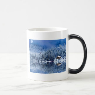 I Loved You In Winter Magic Mug