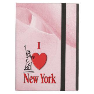 I Lover NY Case For iPad Air