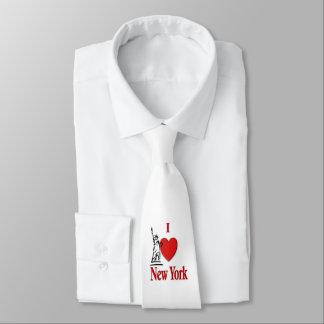 I Lover NY Tie