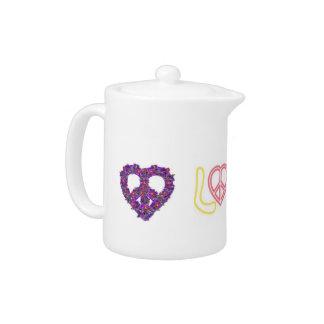 I LoveTea teapot