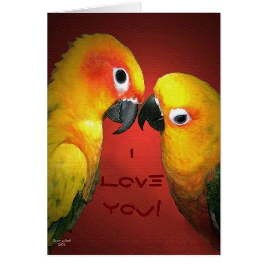 I LoveYou! Greeting Card