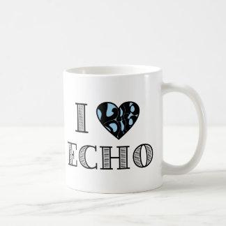 I LubDub Blue Coffee Mug
