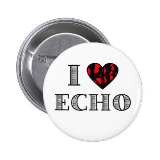 I LubDub Echo Red Button