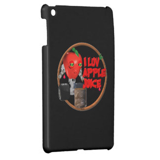 I Luv Apple Juice on 100+items by valxart com Cover For The iPad Mini