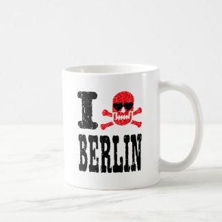 I LUV BERLIN COFFEE MUG